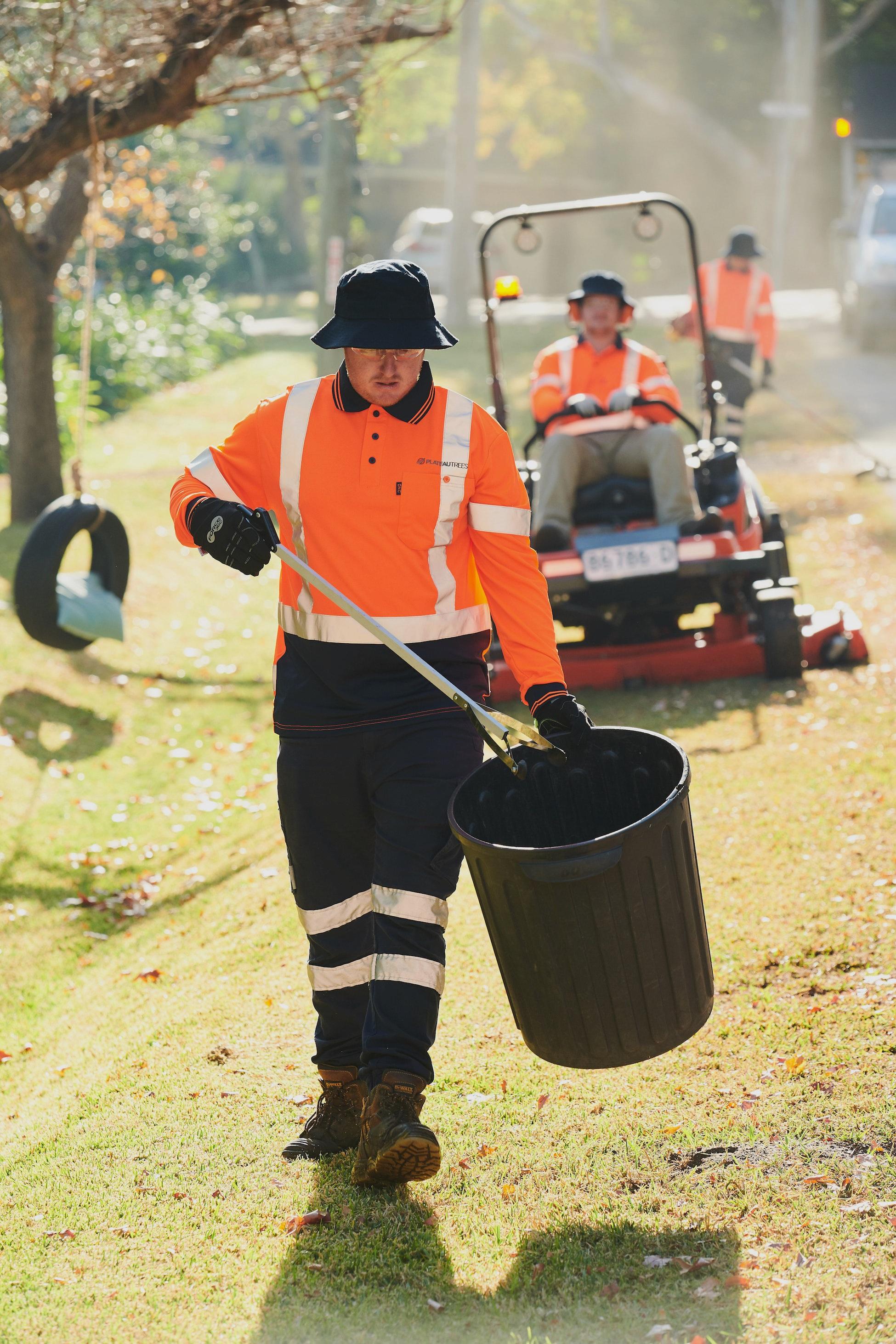 - asset landscape maintenance