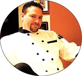 Chef Armondo Cioccke