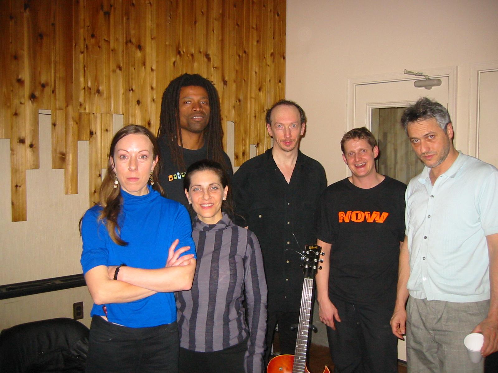 EEw/AP&JB plus guests!
