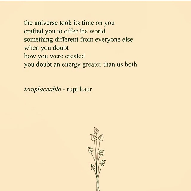For anyone who needs to hear this today... Beautiful words by @rupikaur_ . . . #healing #selflove #traumasensitiveyoga #yogaforhealing #theinnernest