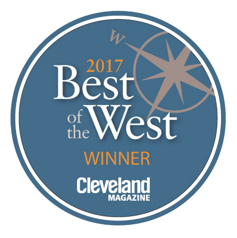 - Beck Center's Dance program has been recognized as Best of the West from 2008 to 2018.