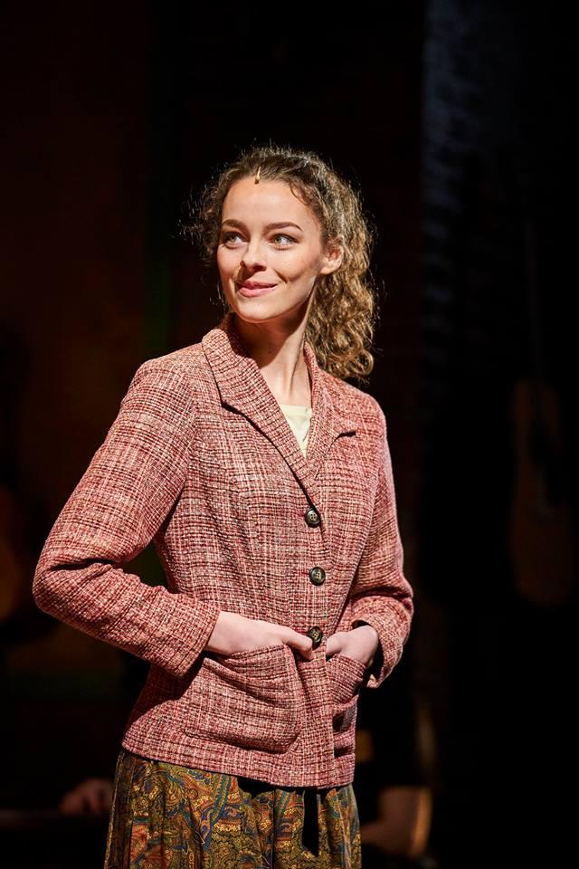 Julie Gilliland - Kelsey Brown (Girl) in Once. Photo Credit Roger Mastrioanni.jpg