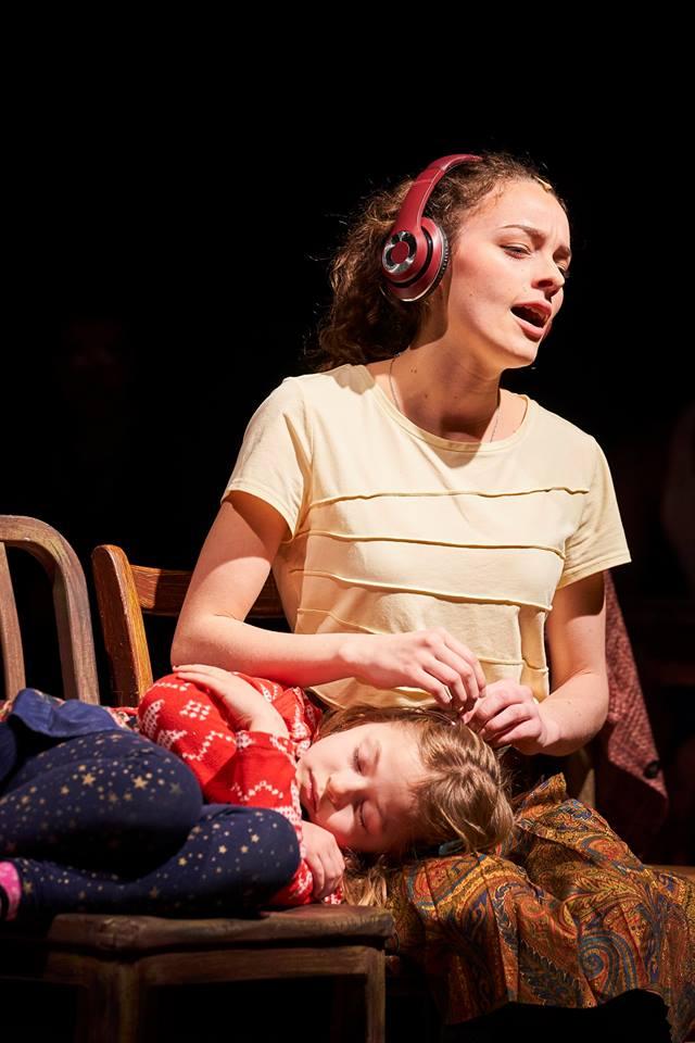 Julie Gilliland - Marlowe Miller (Ivanka) and Kelsey Brown (Girl) in Once. Photo Credit Roger Mastrioanni.jpg