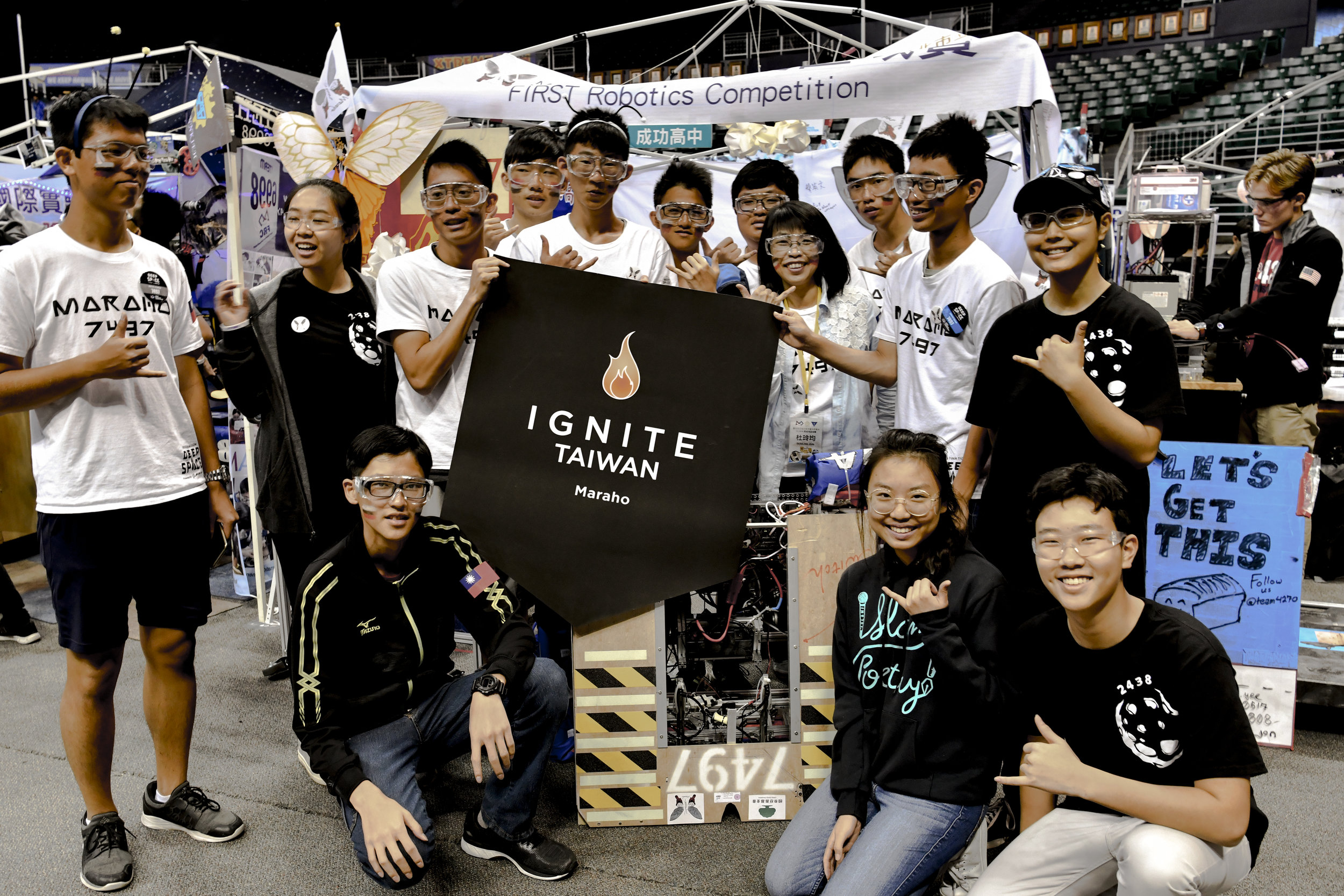 be part of something meaningful - Join the Ignite Initiative