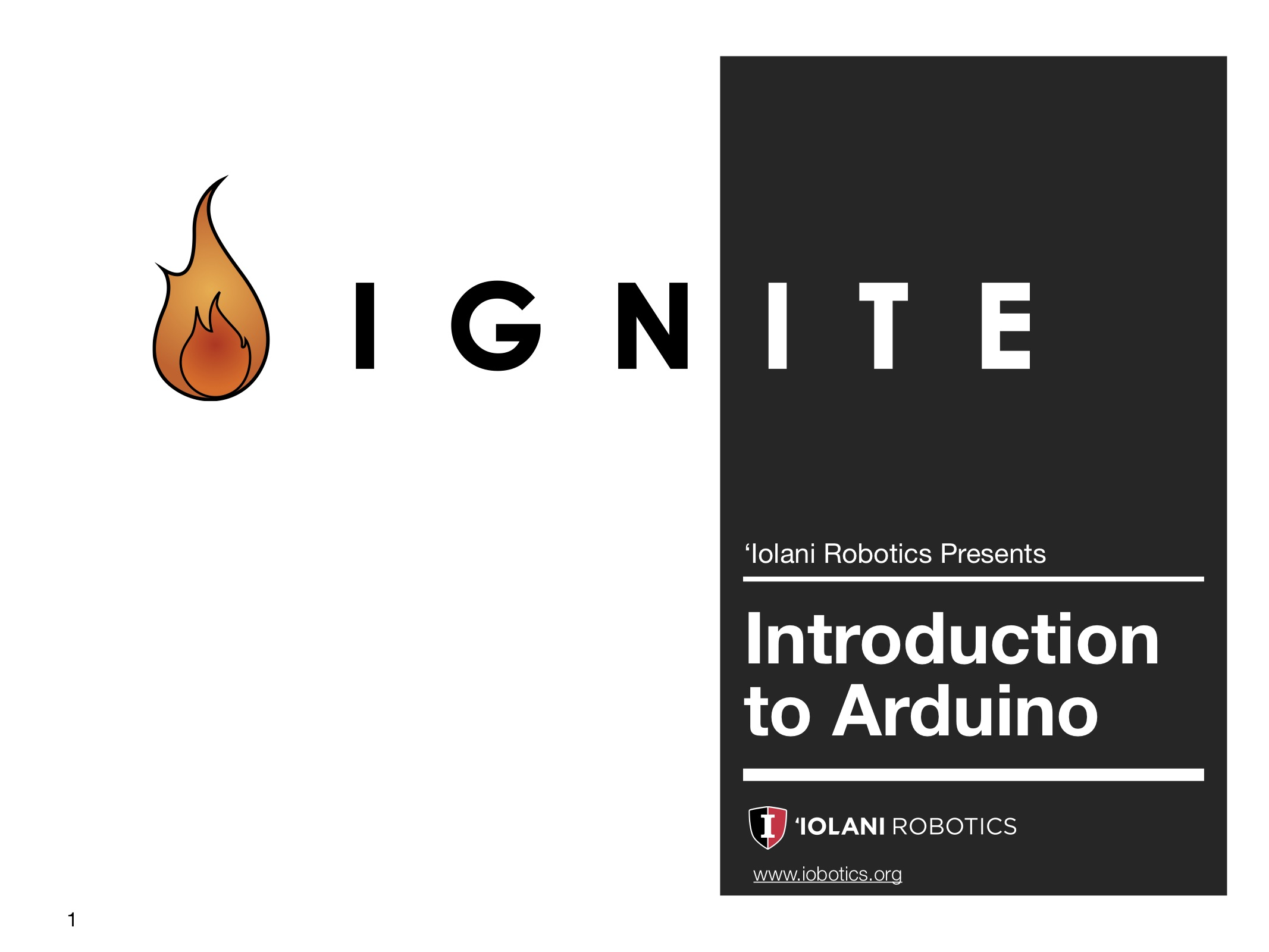 get our ebook - Learn how to program an Arduino in our fun and easy to use eBook