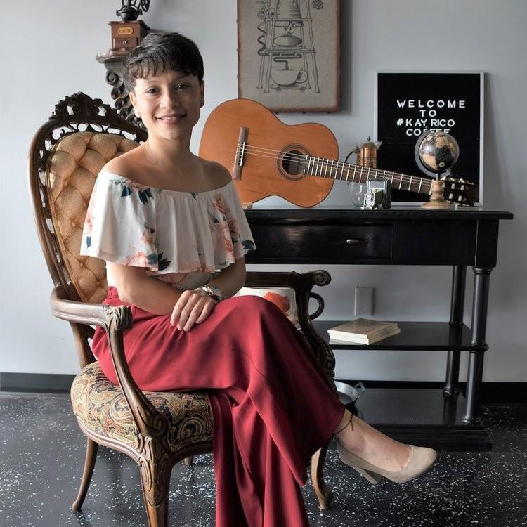 Kathy Rivera   Tiny Warrior Wellness   www.tinywarriorwellness.com    @tinywarriorwellness