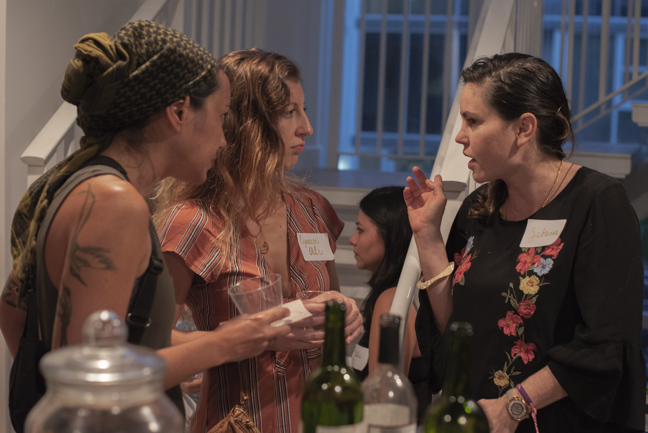 Monthly Co-Working, Sister Circles, & Madrina Events