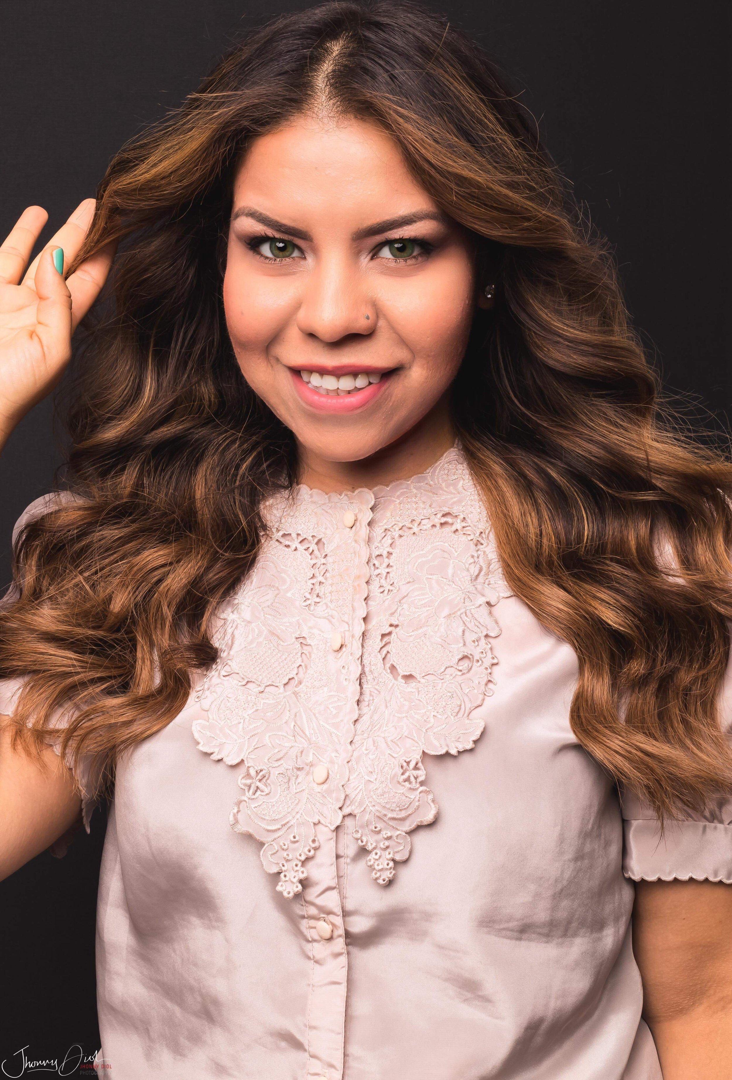 Erika Rodriguez  Hair Stylist   http://www.styleseat.com/shinieshears    @shinieshears