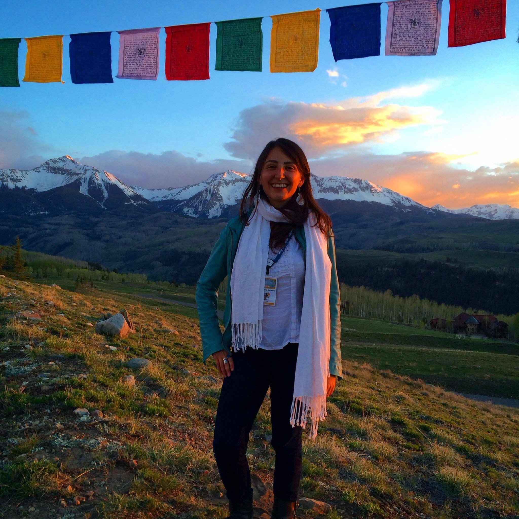 Ashley Hans-Barrientos  International Development Consultant   @Ashleyhansb