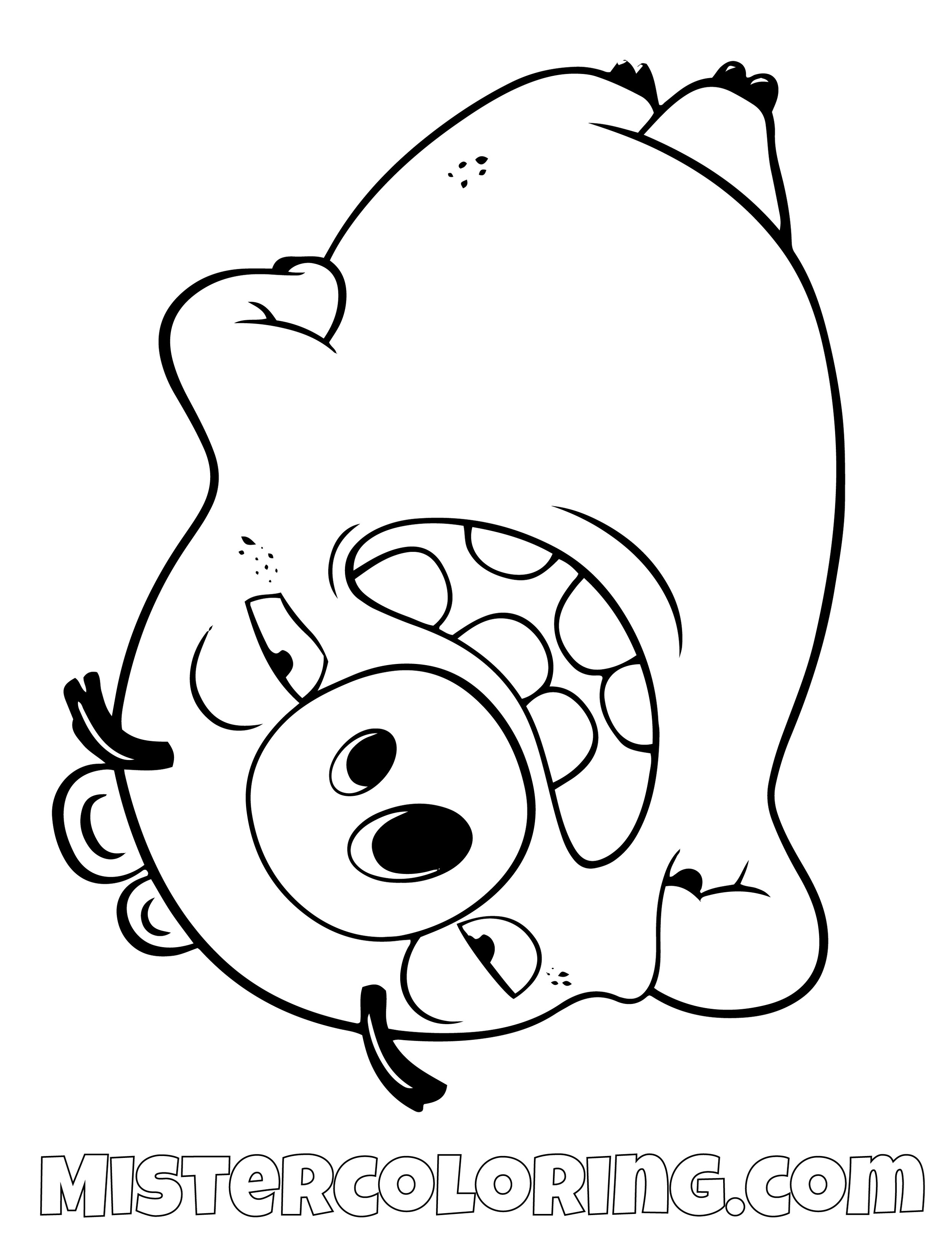 Pig Happy Laying Down Angry Bird Coloring Pages