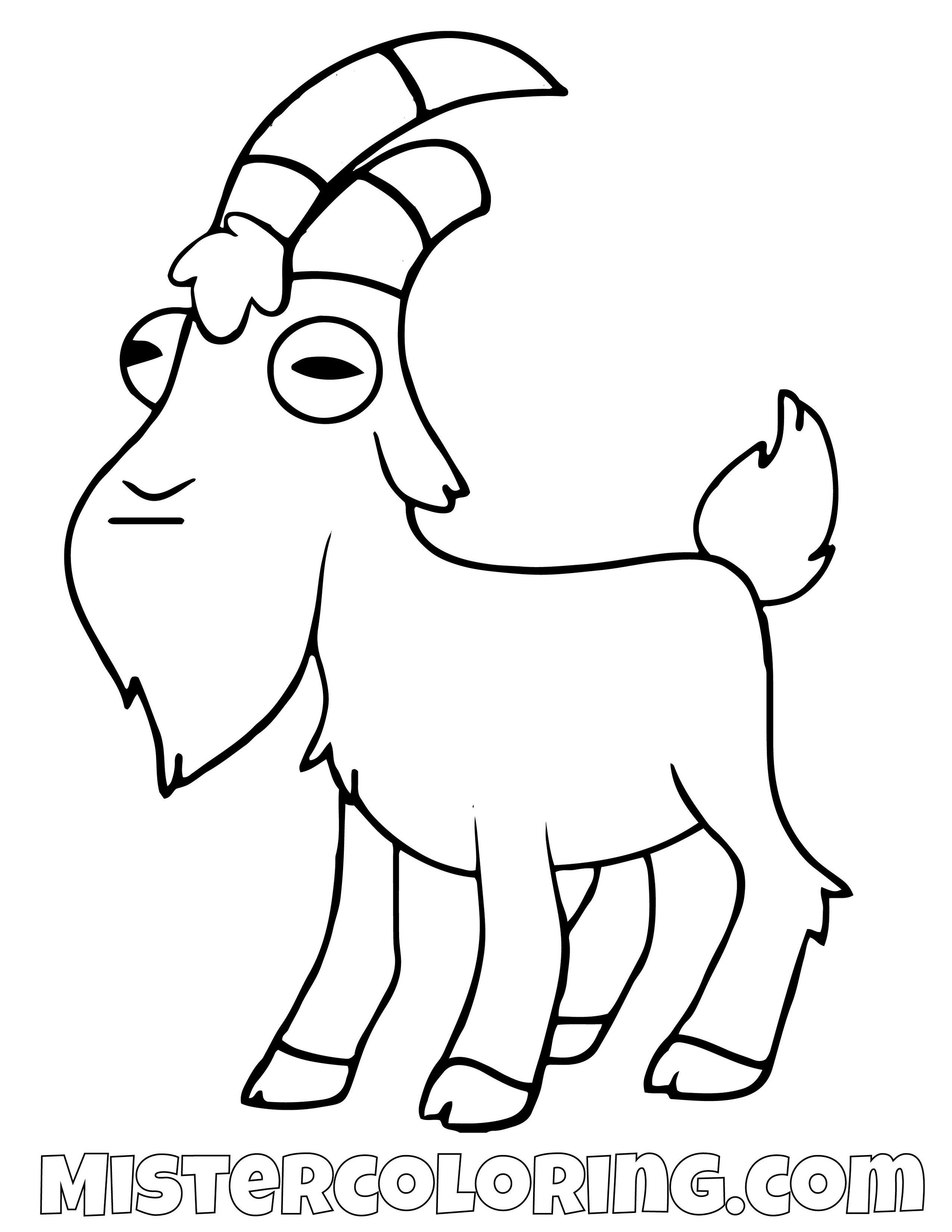 Gompers Gravity Falls Coloring Pages