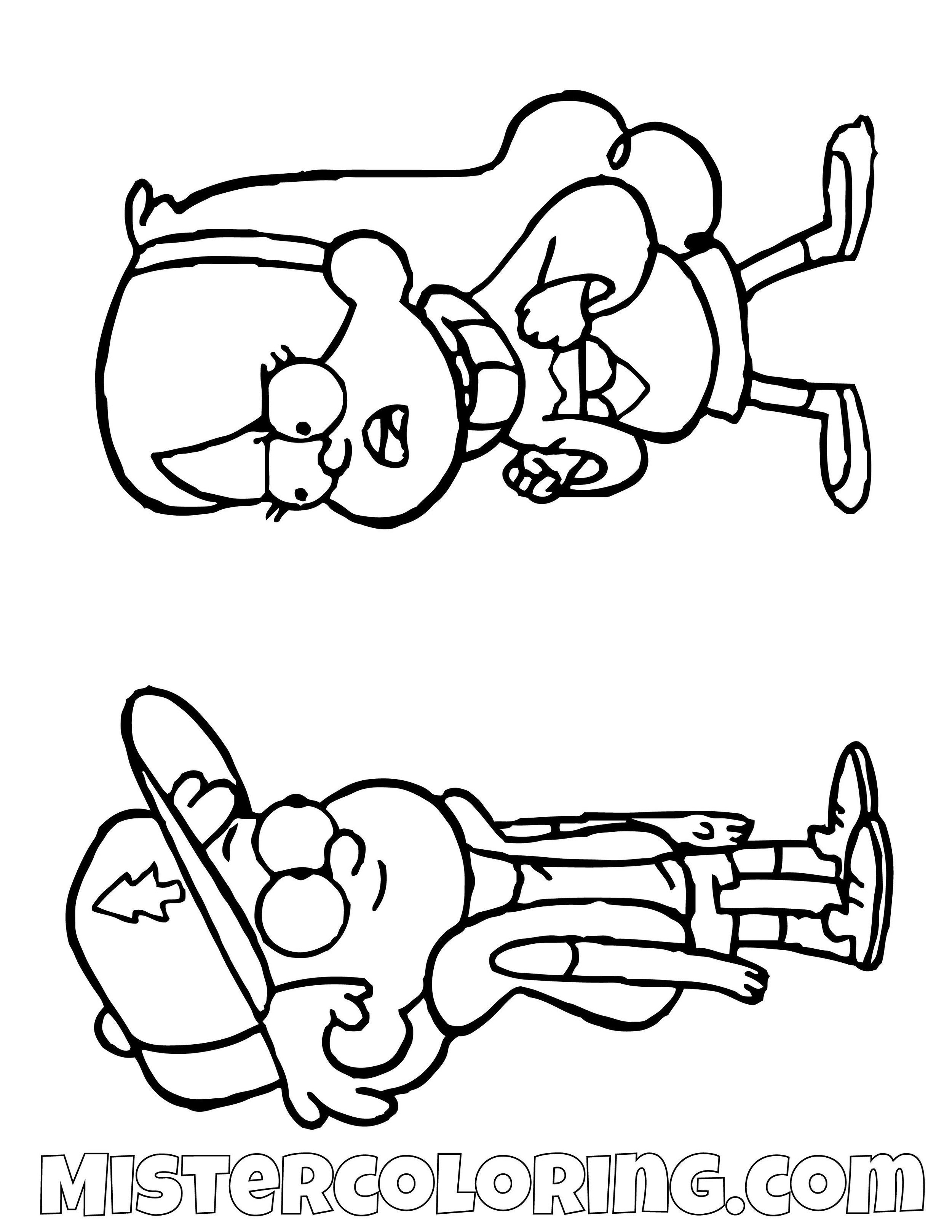 Dipper And Mabel Pines Mad Gravity Falls Coloring Pages