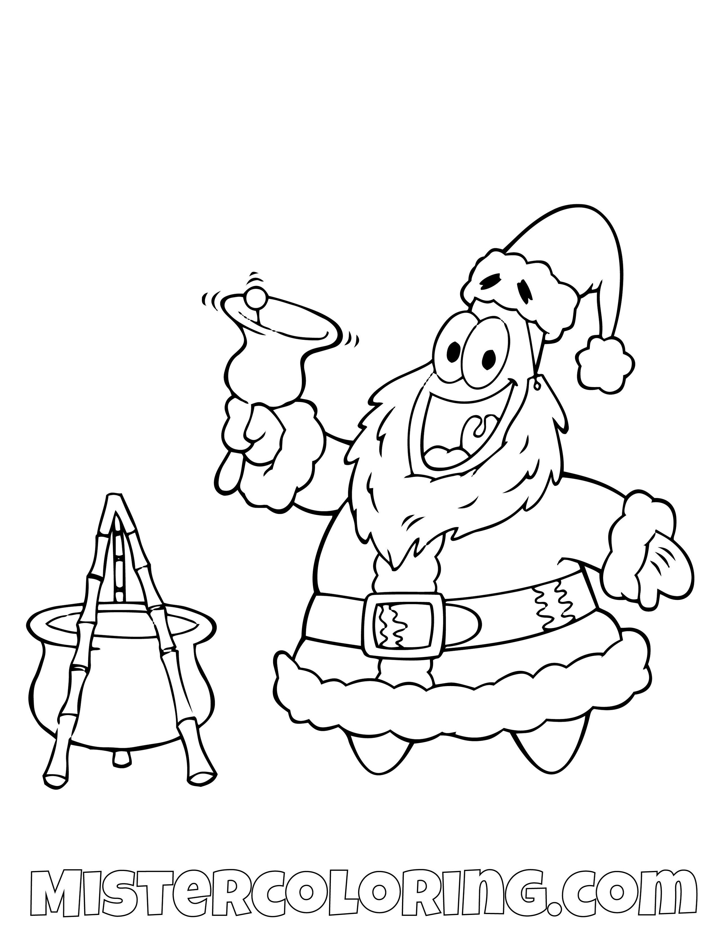 Patrick Star Coloring Pages - GetColoringPages.com   1294x1000