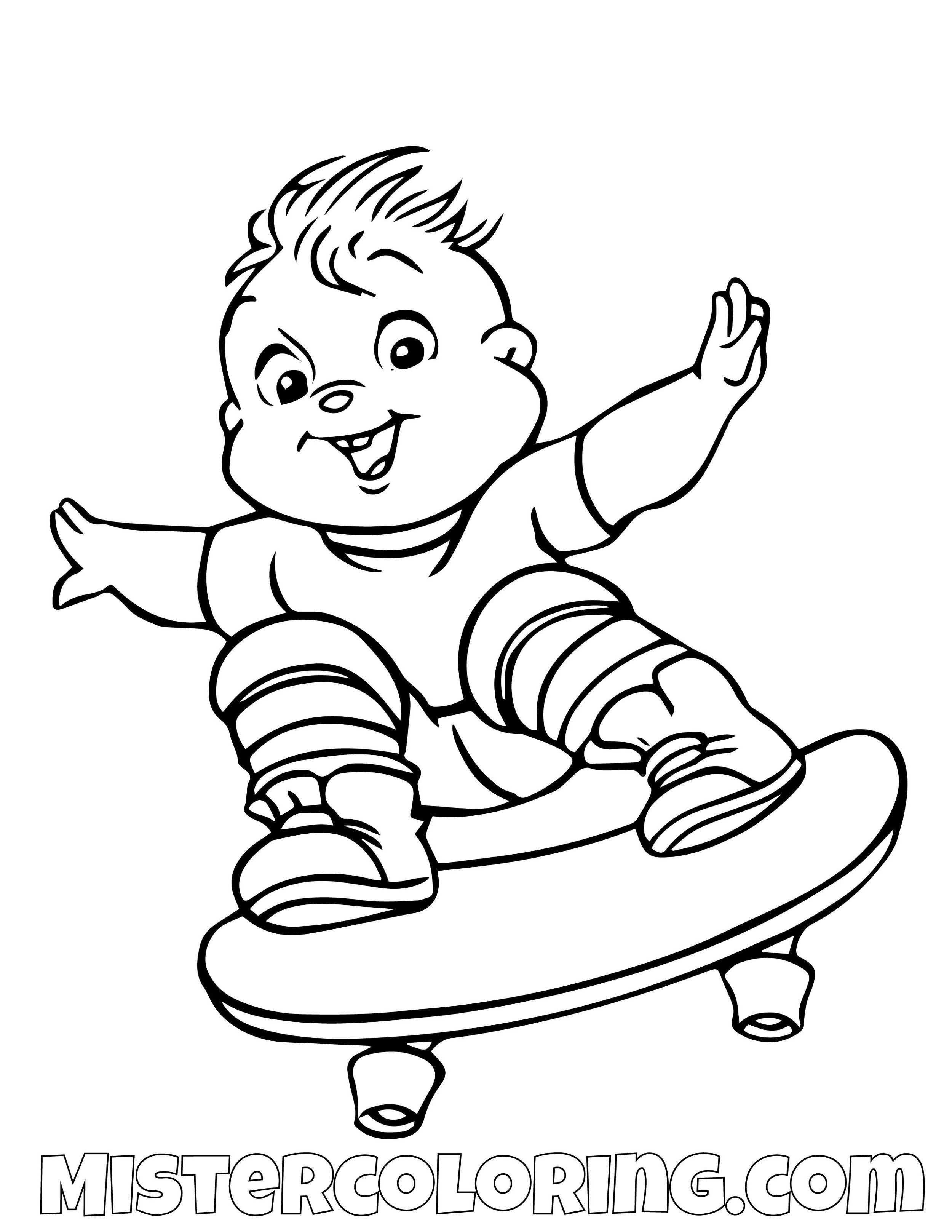 Striped squirrels Coloring Pages | Chipmunk Coloring Page and Kids ... | 1294x1000