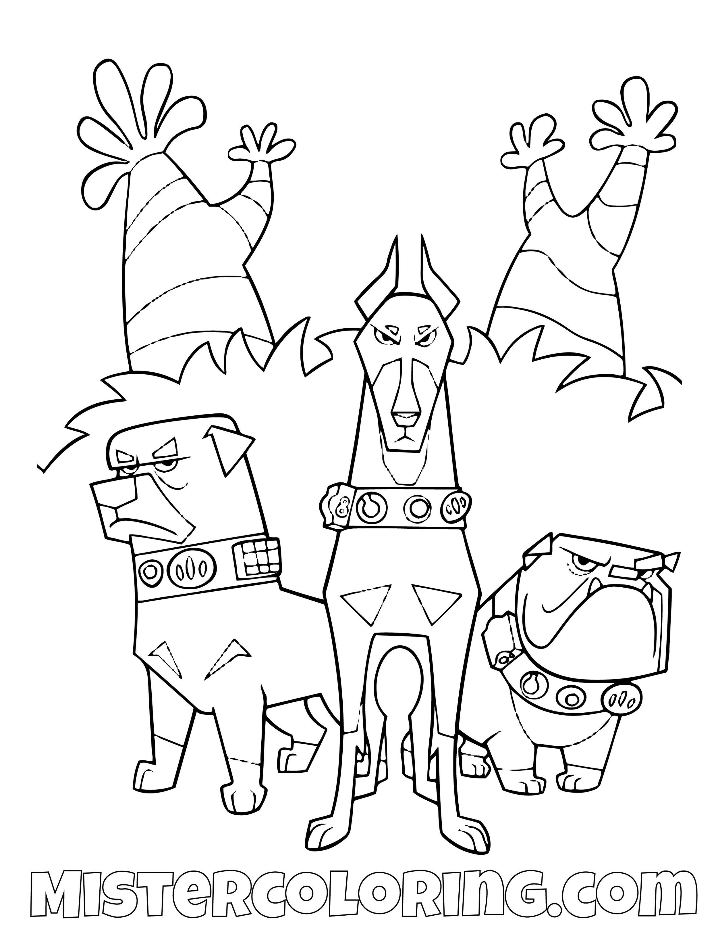 Alpha Beta And Gamma Disney Pixar Up Movie Coloring Pages For Kids