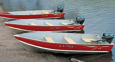 16 foot lund fishing boat rental