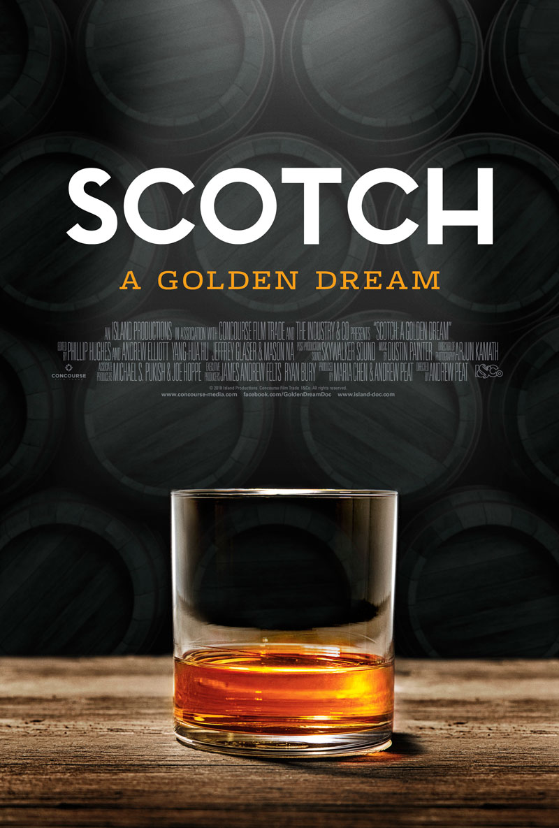 Scotch A Golden Dream Ottawa Whisky Movie