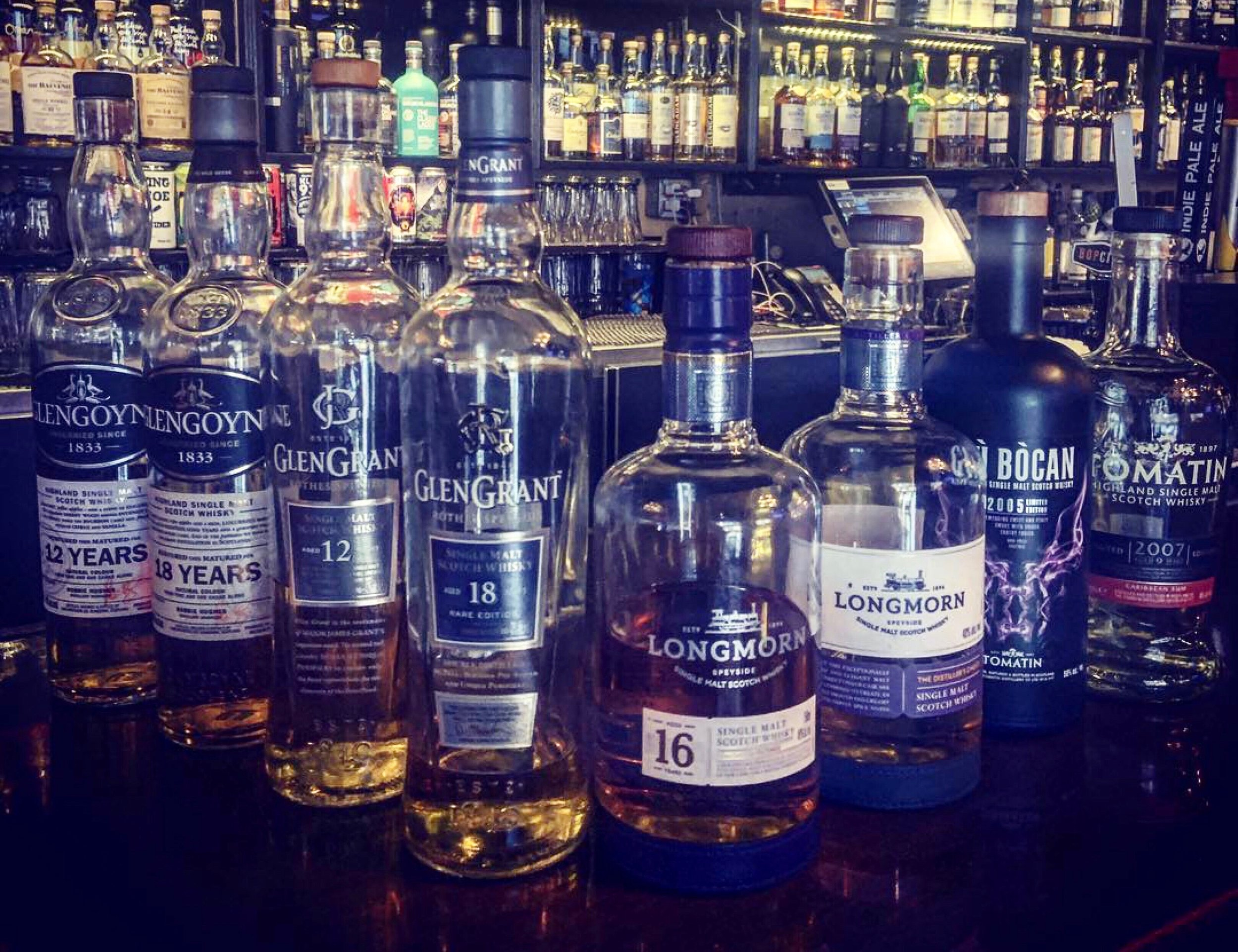 Ottawa Scotch Tasting March 2019