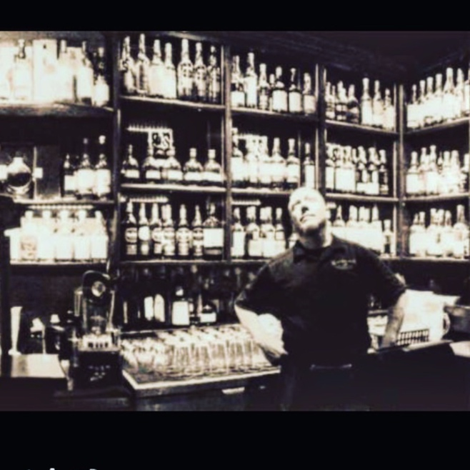 David Sharp - Our long time bartender, becomes the new Whisky Tasting host!