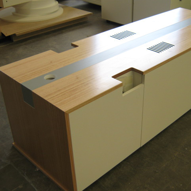 COMMERCIAL JOINERY - Specialising in bulk manufacture and bespoke fit-outs
