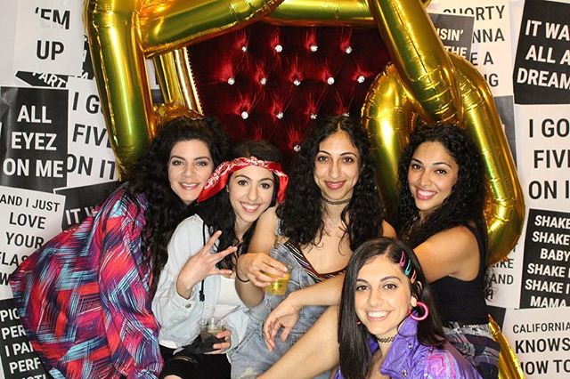 All photos from Sef's 40th birthday are available on our website! Link in bio 😛