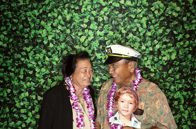 Our favorite part of photoboothing? Watching guests let out their inner child ❤️ More moments from Rod's Hawaii 5-0 Birthday available on our website!