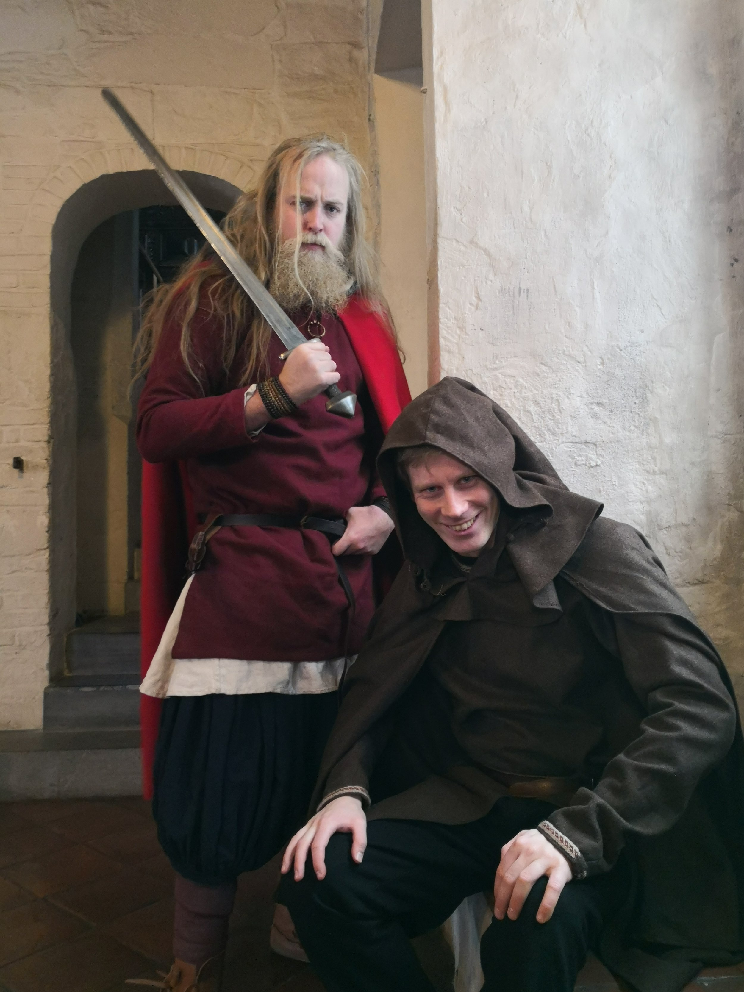 Maiken Lien Jørgensen - Magnus og Ole, St. Olavs kappseiling.jpg