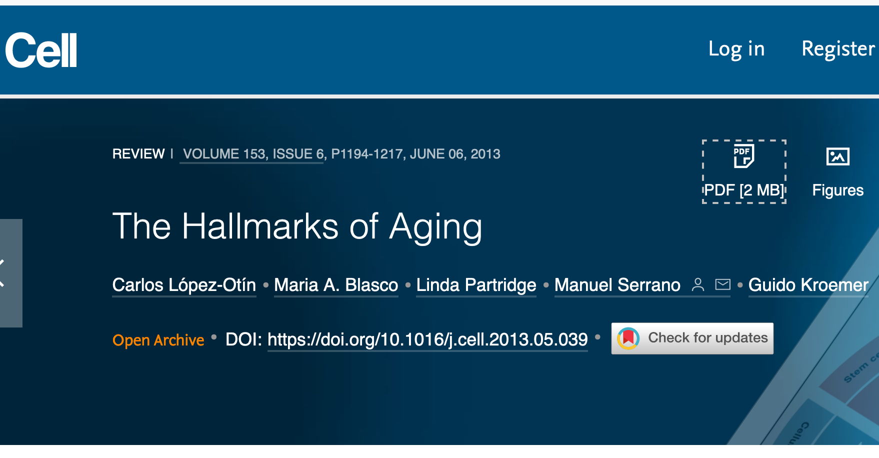 ADVANCED:  This 2013 paper in Cell journal is a reasonable place for a scientist to begin research in this area.