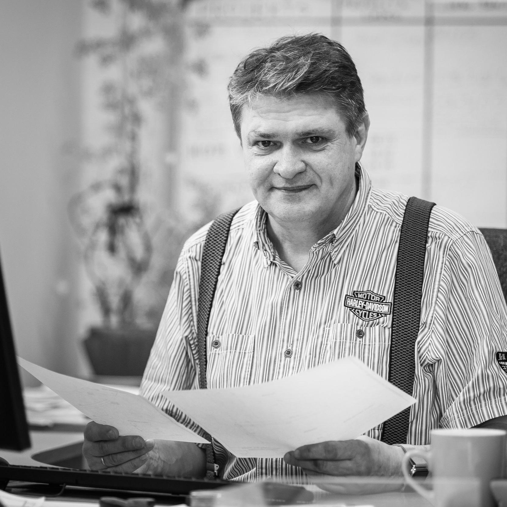 Aras Noreika - CEO, Project Director