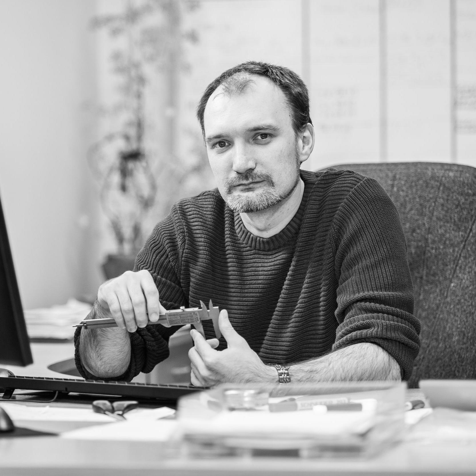 Yuri Dzerve - Draftsman, Structural Engineer