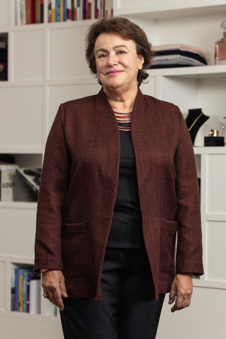Patricia Moulin Lemoine, Chairwoman of the Supervisory Board, Galeries Lafayette Group