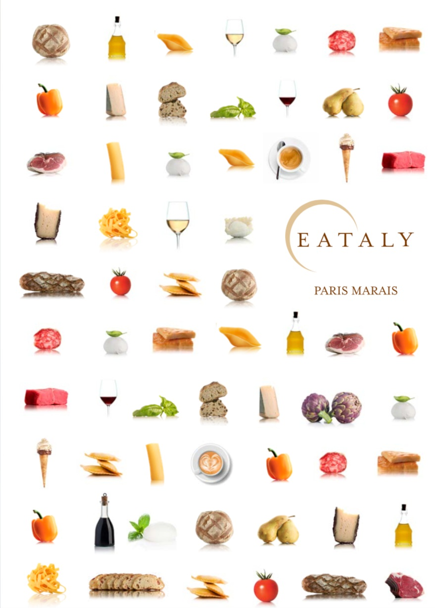 EATALY PARIS MARAIS' ESSENTIALS