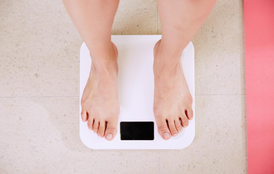 Körpergewicht -