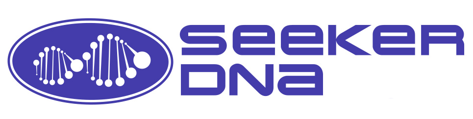 This is the SeekerDNA logo.