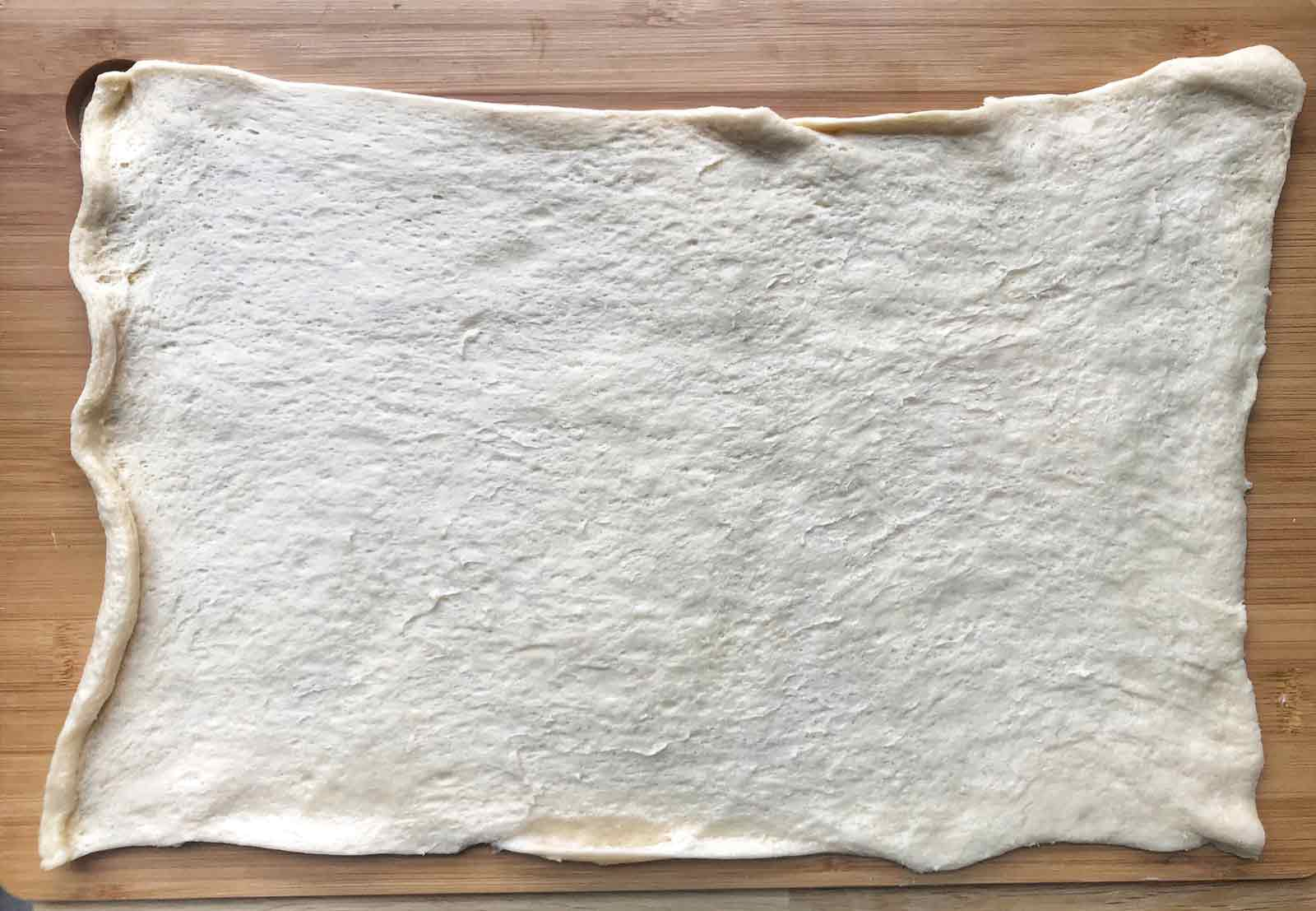 Dough for the Chicken Pockets