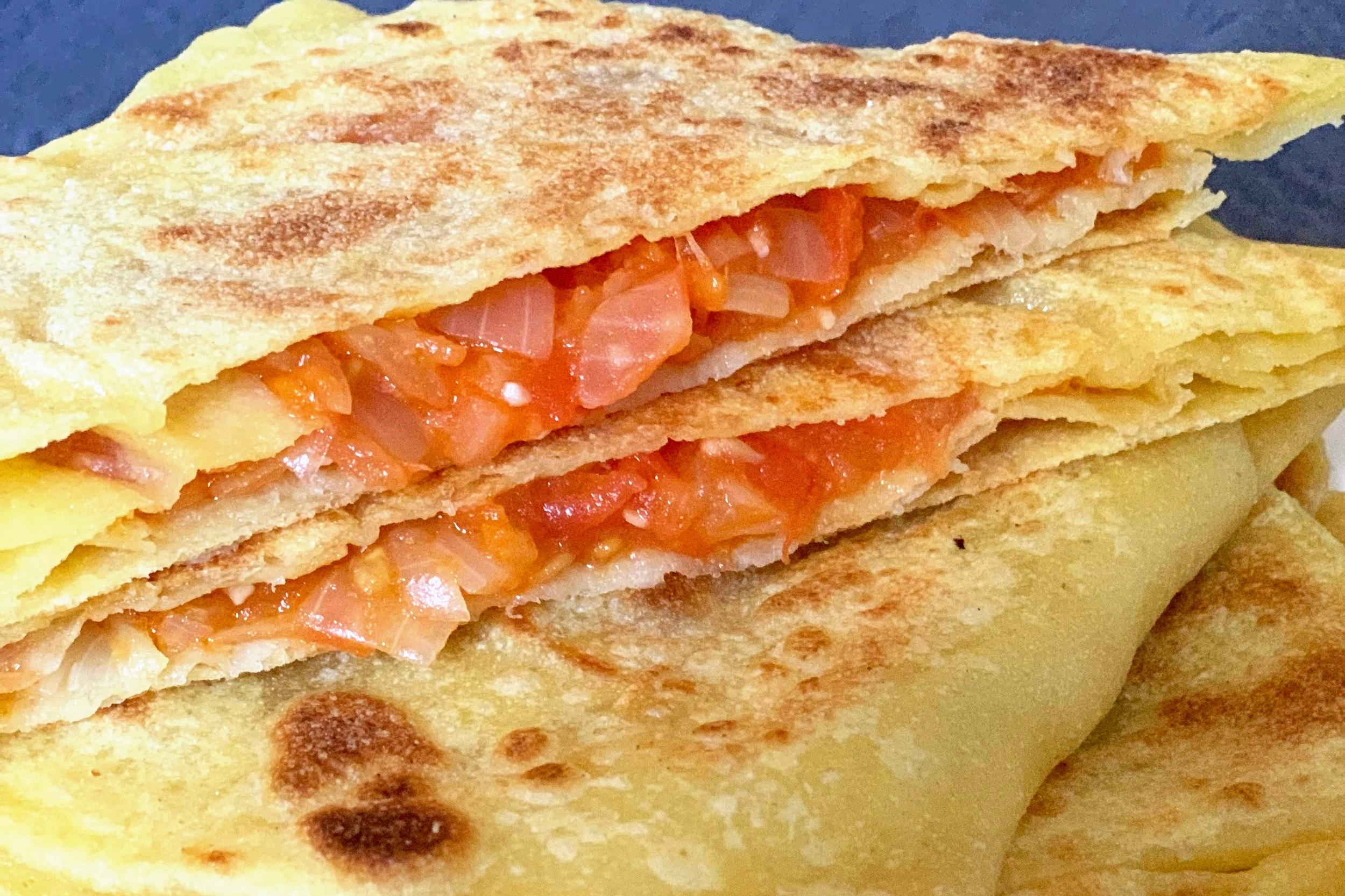 Algerian Hand Pies Recipe (Mhajeb)
