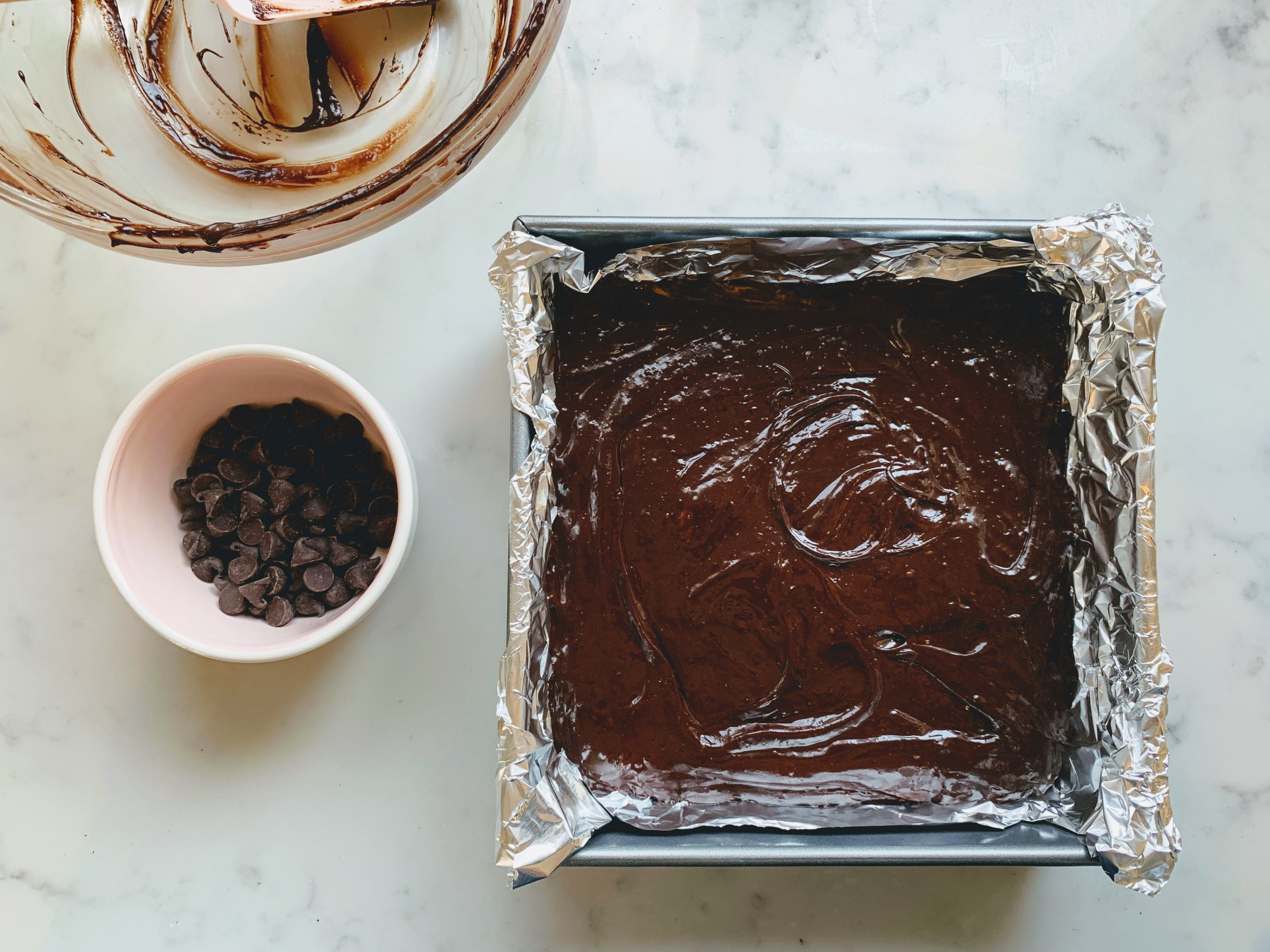 Fudgy Flourless Brown Butter Brownies