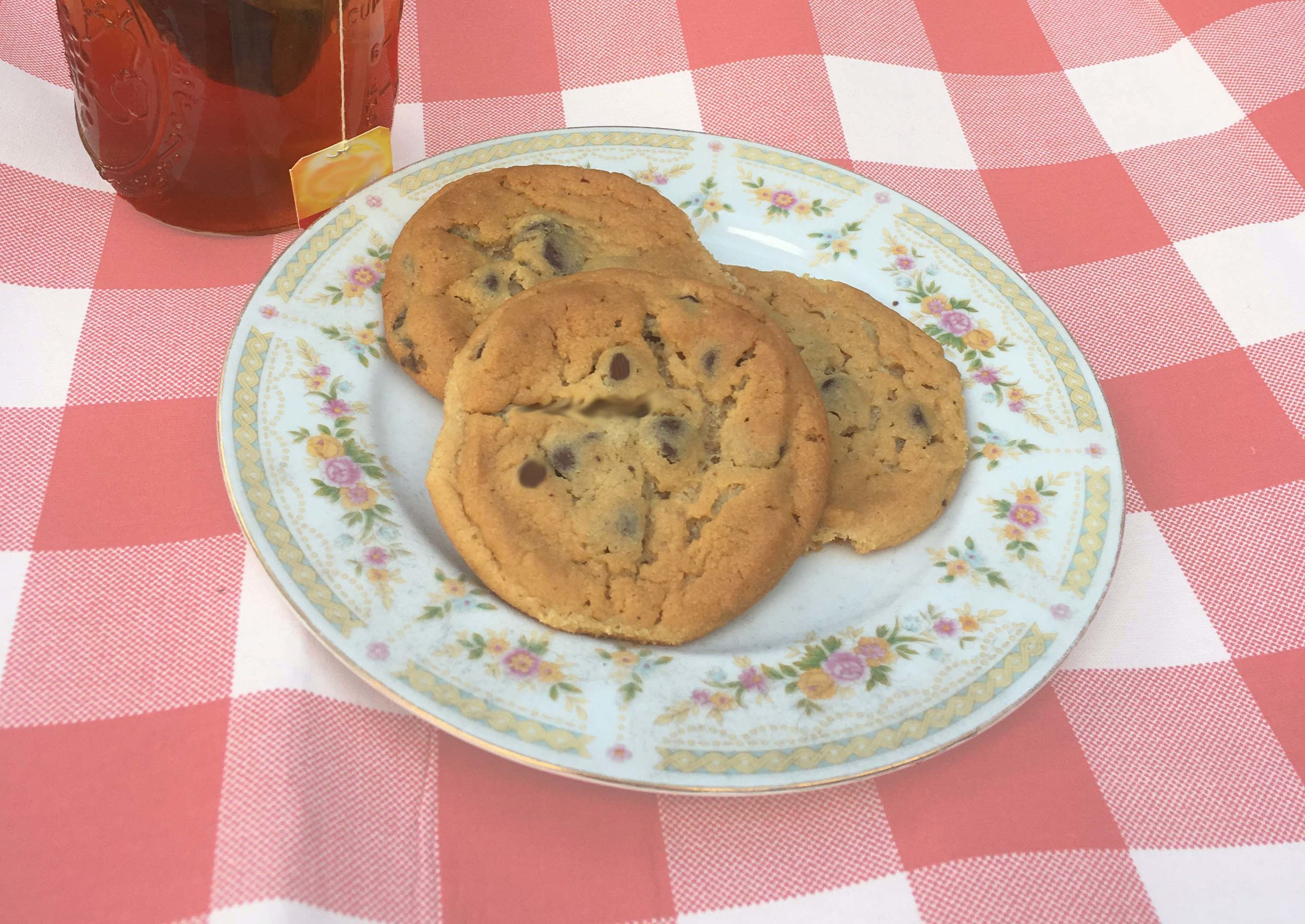 Satarra's amazing chocolate chip cookies