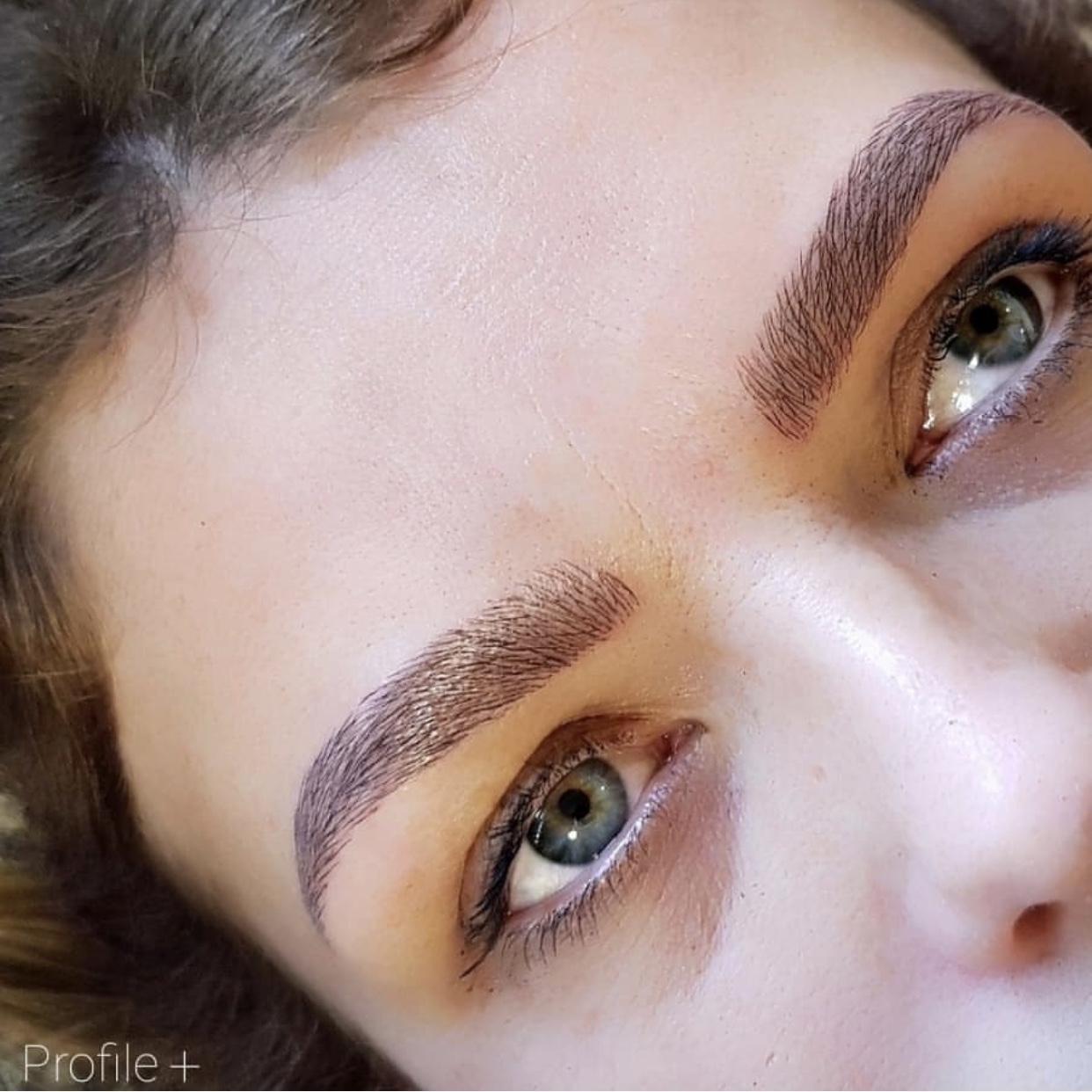 Microblading by Emily Tingey