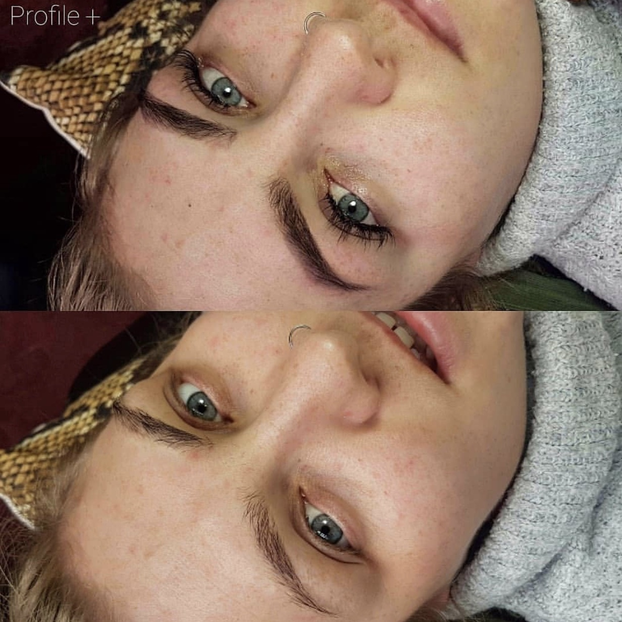 Microblading _ Brow transformation by Emily Tingey