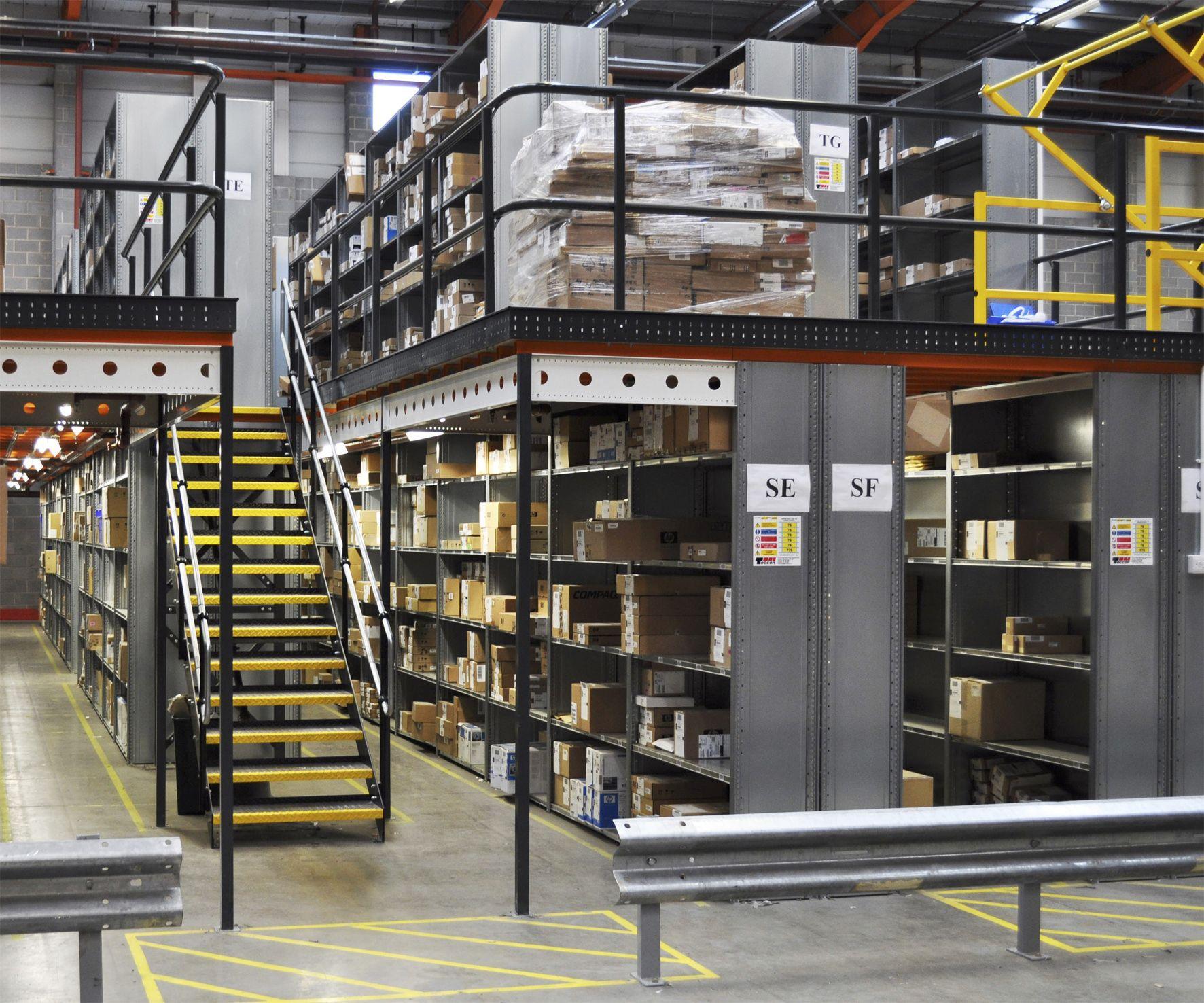 Nuestra bodega tiene los más altos estándares de seguridad y conservación de productos.