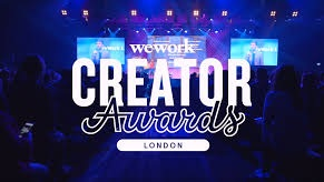 Winner, WeWork Creator Awards 2017