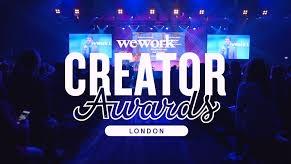 Winner, WeWork Creator Awards 2017