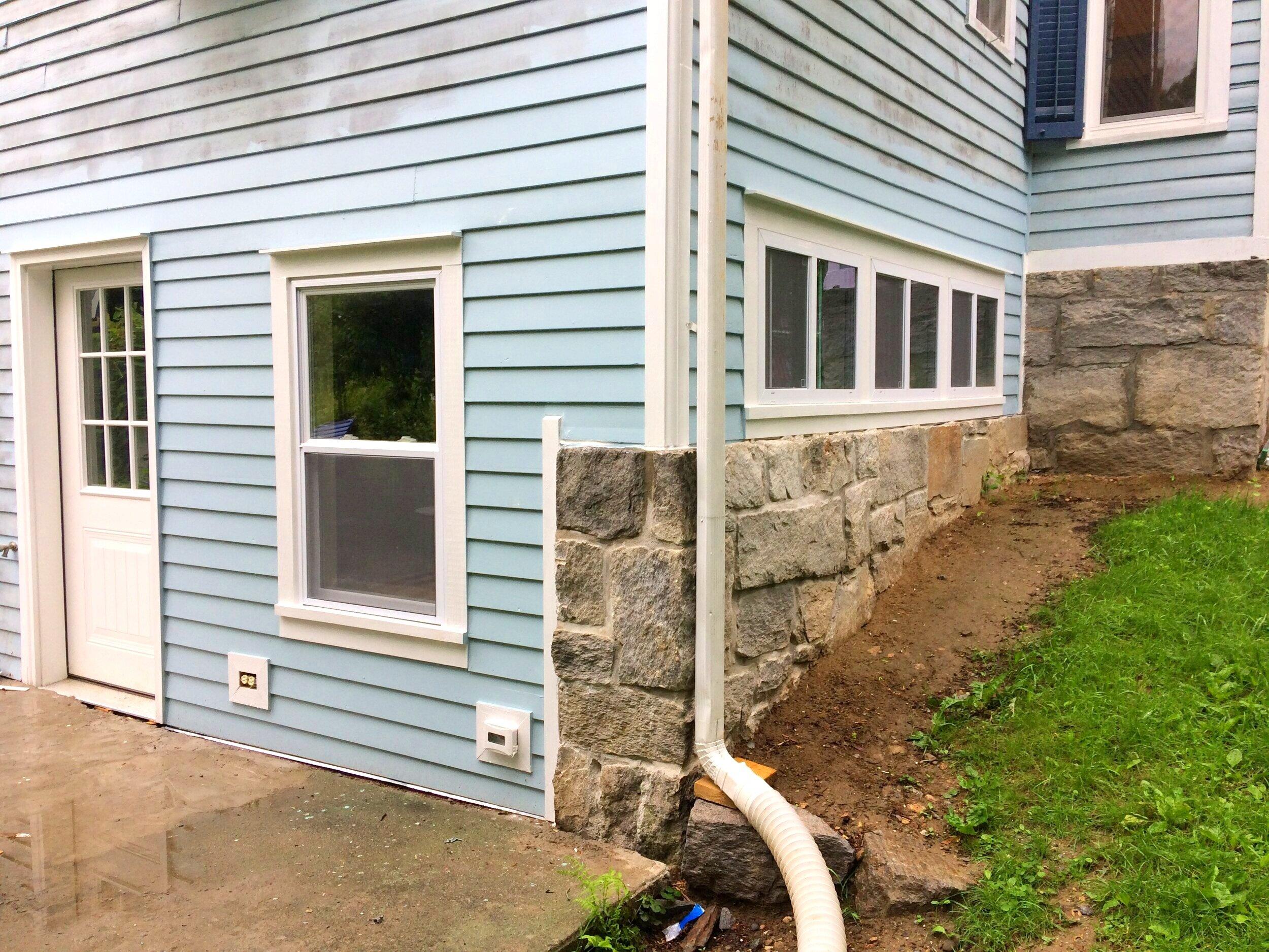 Basement Rebuild