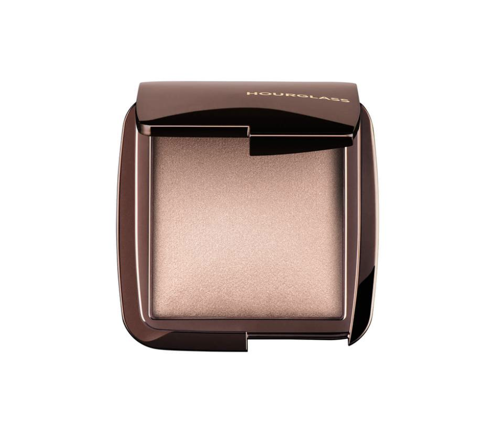 """Hourglass Ambient Lighting Powder in """"Luminous Light""""   BUY THIS LOOK - CLICK HERE"""