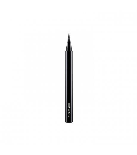 Mac Brush Stroke Black Eyeliner   BUY THIS LOOK - CLICK HERE