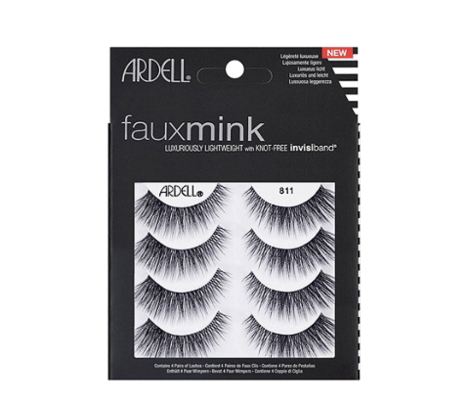 Ardell Faux Mink Lash #811   BUY THIS LOOK - CLICK HERE