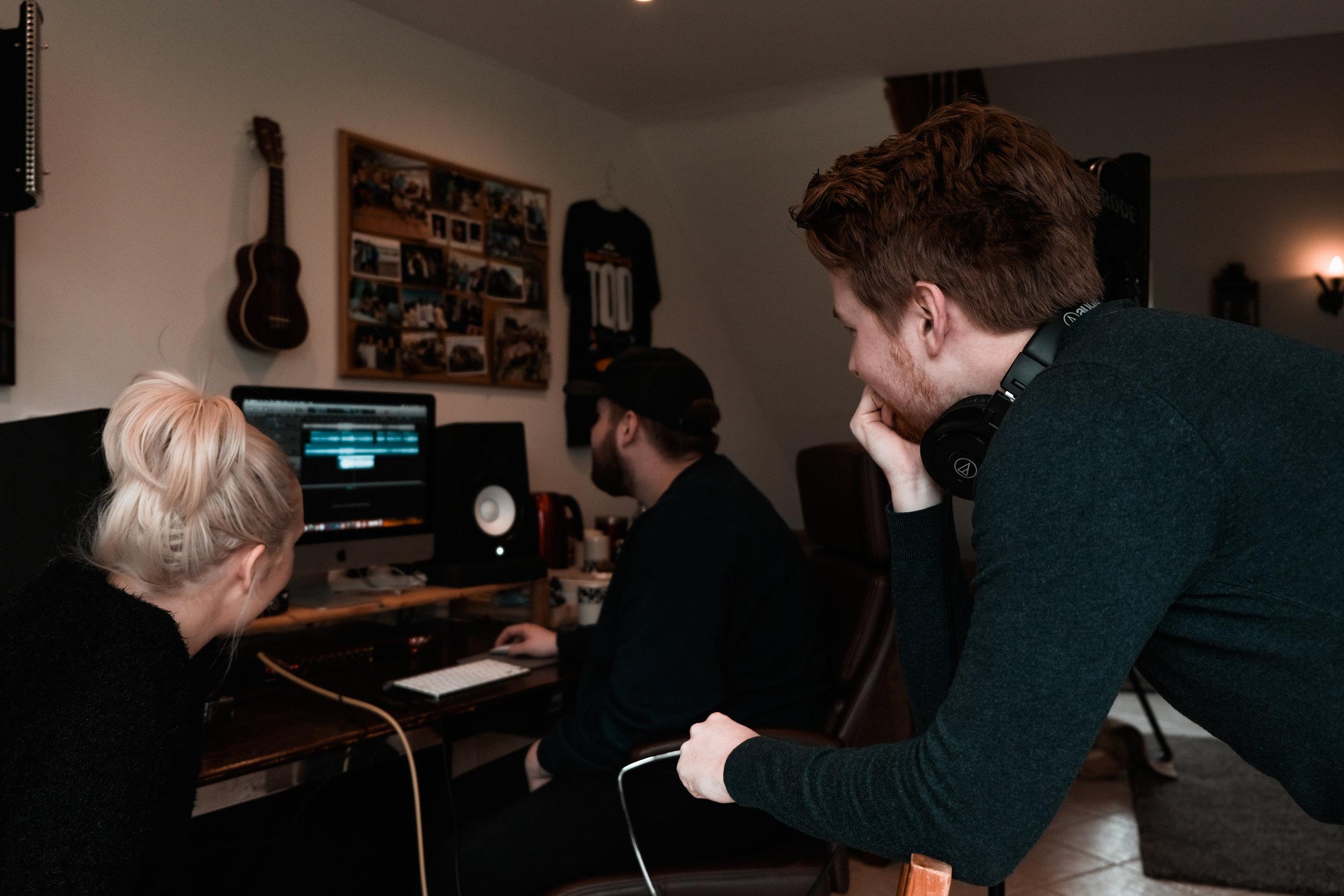 keystone recording.JPG