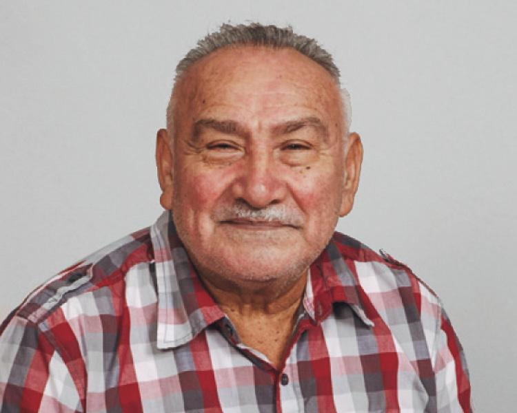 Antonio Avalos,Custodian -