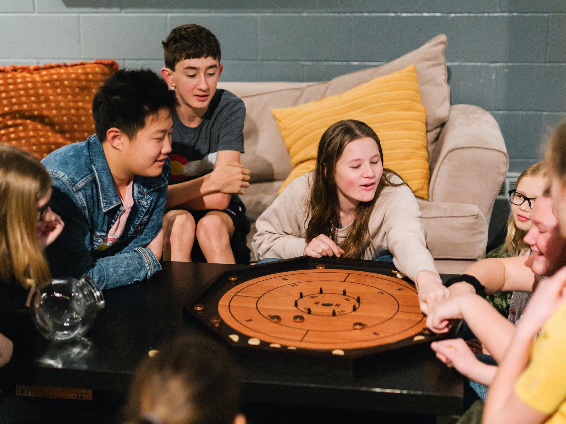 Jr. Youth - Kids in Grades 6-8